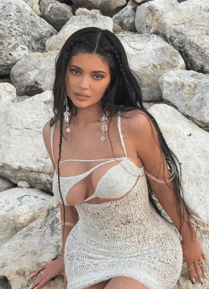 Sexy Kylie Jenner Naughty Harbor